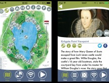 Loch Leven Heritage Trail app