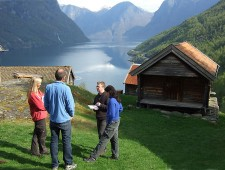 Interpreting the fjords
